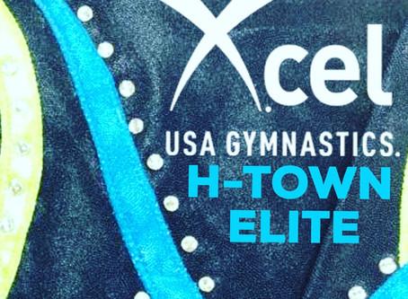 You got this H-Town Xcel - first meet January 18-19