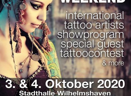 Wilhelmshavener Tattoo Weekend