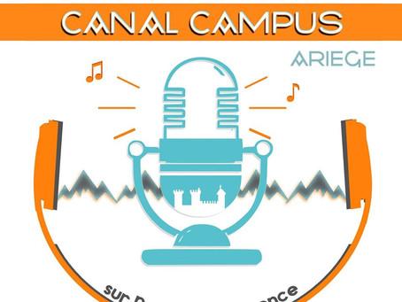Canal Campus, l'émission étudiante de l'Ariège