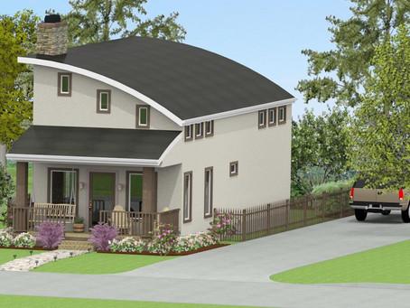#TINY HOME HOUSE PLAN-TNY-01