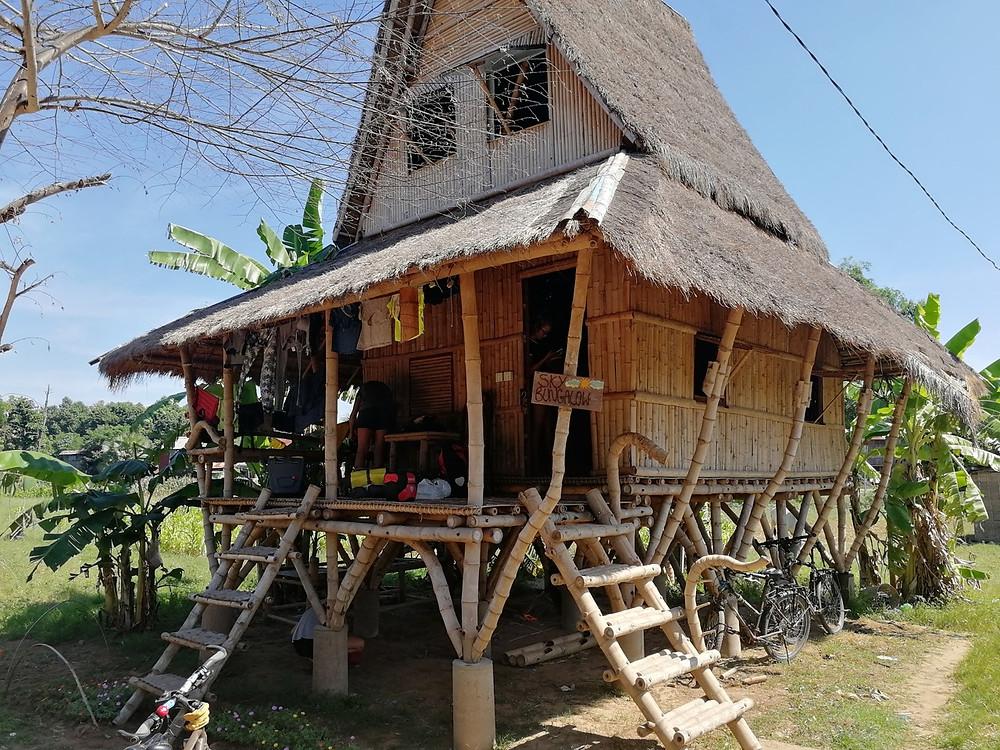 Tour du monde à vélo en famille : Cambodge