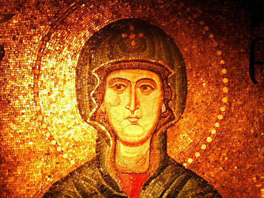 Inside the Domestic Church Part 5: Theotokos and Theosis
