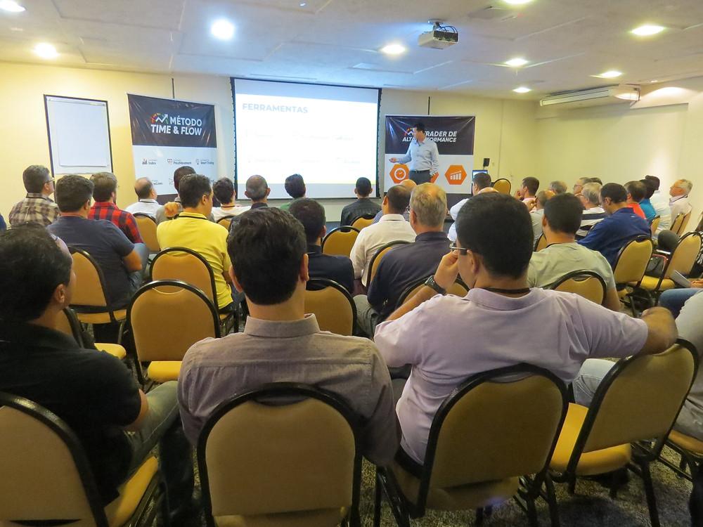 Turma TAP reunida em Marília SP Forex Trading