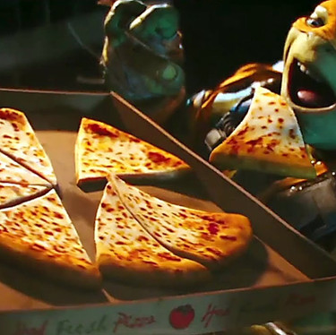 Why The Ninja Turtles Love Pizza In The Movies