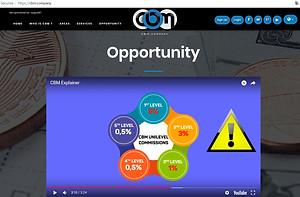 CBM Company Arnaque