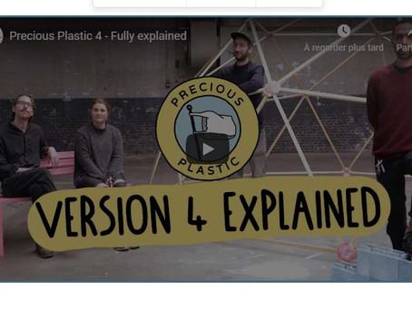 Precious Plastic 4 - Fully explained