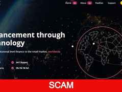 Quantumfx.co Review (SCAM): New Paying Hyip Site