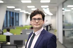 In Deloitte Azerbaijan office