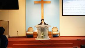월요중보기도회 200106