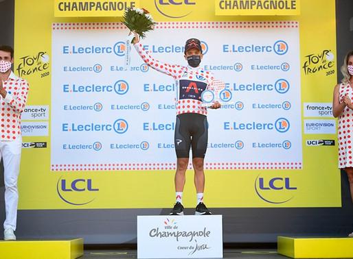 Etapa 20 del Tour de Francia clave para el ecuatoriano
