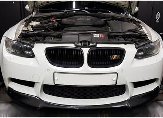 BMW E92 M3 ECU Tune - 369WHP