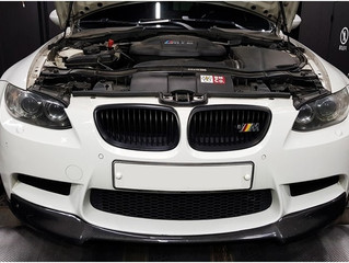 BMW E92 M3 ECU Tune - 369WHP