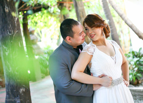 { Francis + Richelle } An Intimate Wedding at Bali Garden