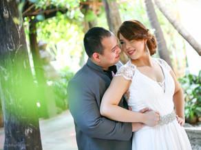 { Francis + Richelle } An Intimate Wedding at Bali Garden | Civil Wedding Photographer