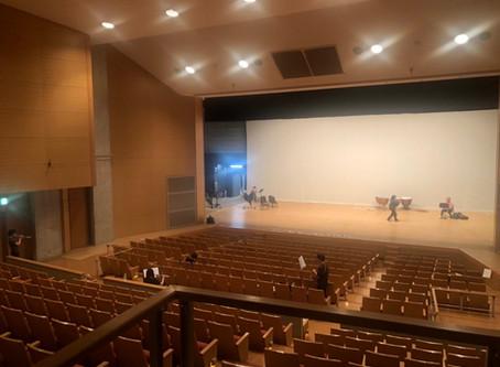 5月24日(日) 右京ふれあい文化会館ホールにて