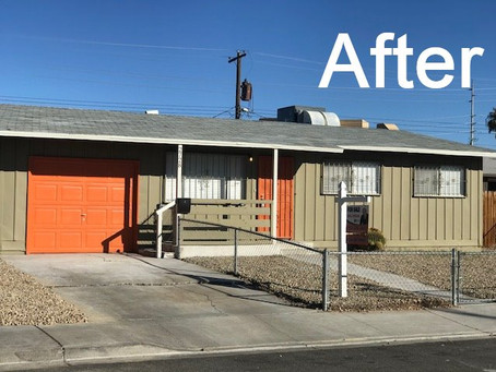 Alcoa Ave Completed Rehab
