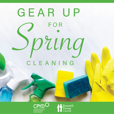 Gear up for Spring Cleaning during COVID-19
