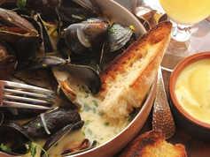 Moules Marinières Mussels Starter