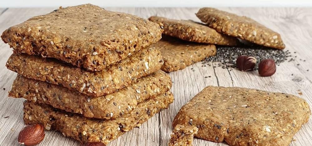 Recette biscuits sains petit-déjeuner