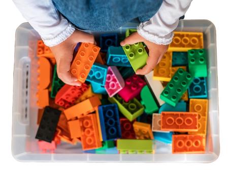 Three quick tips to organize toys!