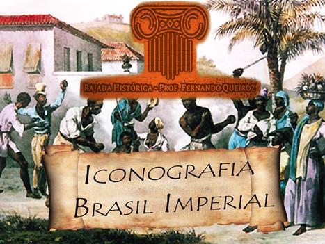 Imagens do Brasil Imperial: A arte representando o cotidiano de uma nação.