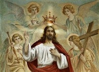 Novena to Christ the King ~ Day 2