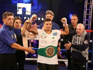 Adriana Araújo disputa título mundial de boxe, 04 outubro em Londres