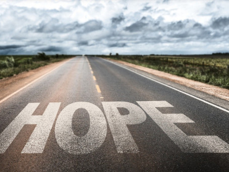 Hope for our future!