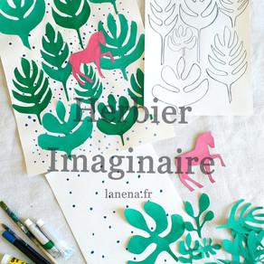 Crée ton herbier imaginaire