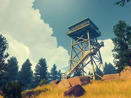 Why Firewatch isn't just an adventure game