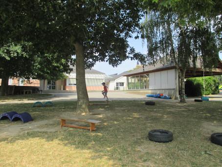 Le centre et l'environnement