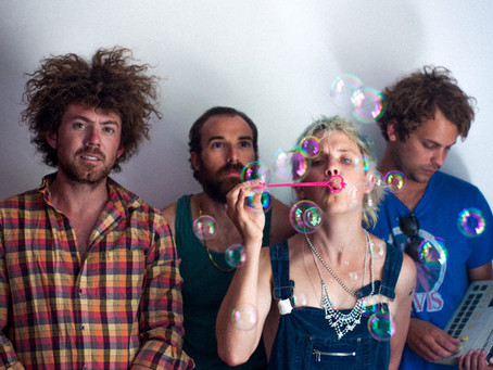 LIVE REVIEW - Pond @ The Triffid
