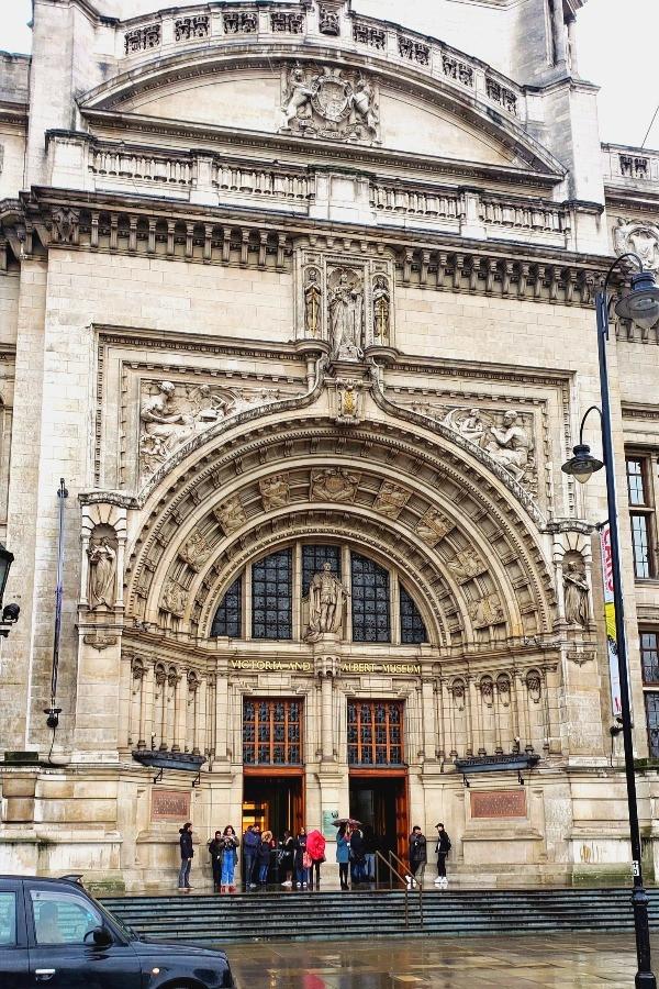 Victoria & Alberts Museum
