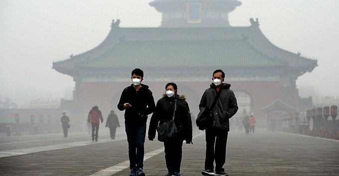 จีนแก้ปัญหาฝุ่น PM 2.5 รัฐบาลเลือกเปิดเผยข้อมูลให้ประชาชน