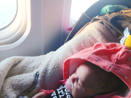 The Easiest Way to Flying with an Infant or Toddler