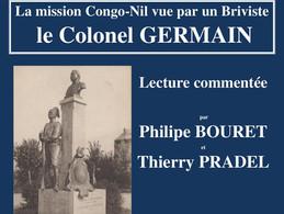 La mission Congo-Nil vue par un Briviste : le colonel GERMAIN