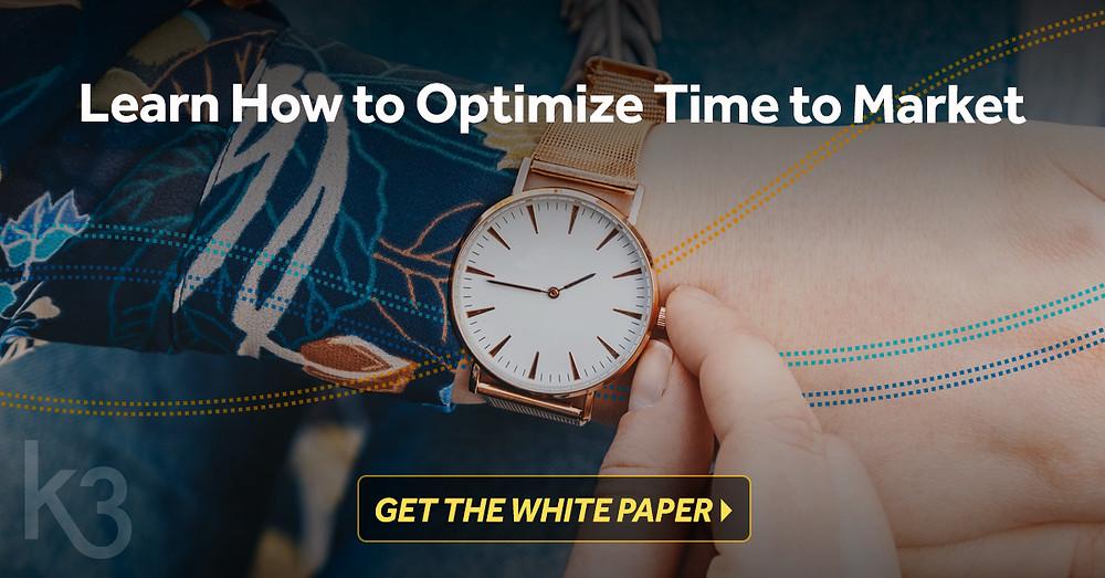 optimize time to market white paper