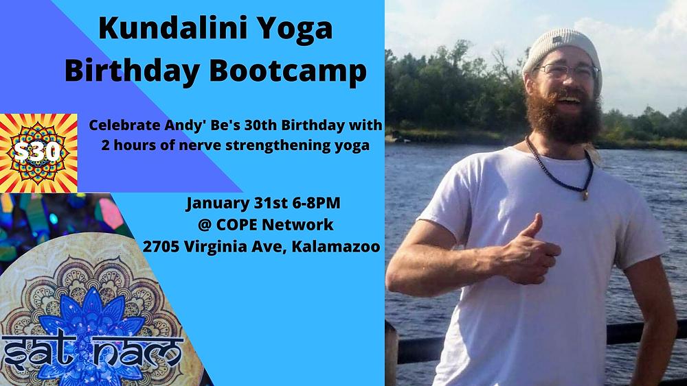 Kundalini Yoga Kalamazoo