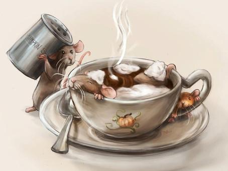 Ода кофе! (О да! Кофе!)