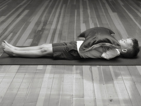 Yoga Nidra Practice for Kids to Ease Bedtime Anxiety