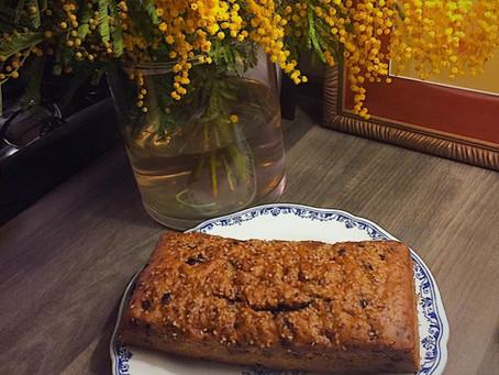 Banana Bread sans gluten & vegan