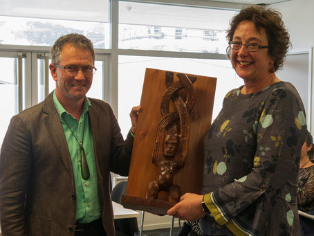 Greater Wellington's Amanda Cox Awarded Outstanding Parks Leader