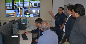 Anta tendrá un moderno servicio de seguridad con un sistema de videovigilancia inteligente