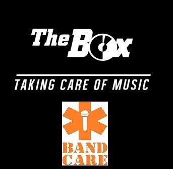 Muziekcentrum The Box ontzorgt muzikanten