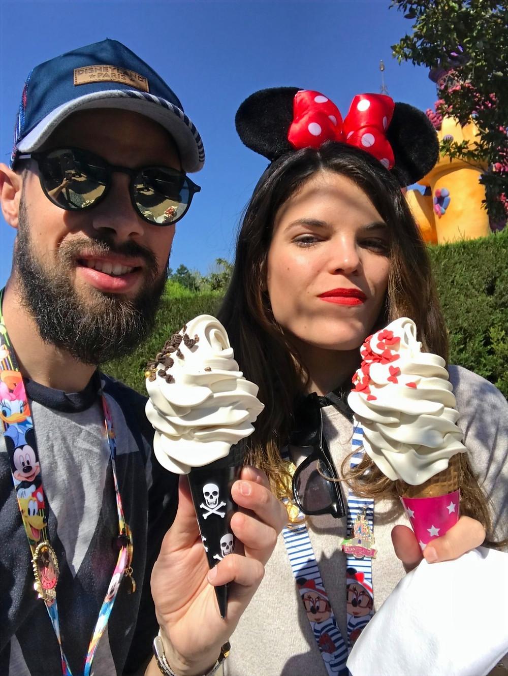 Fotos que debes hacerte en el Parque Disneyland