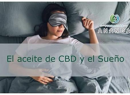 El aceite de CBD y el sueño