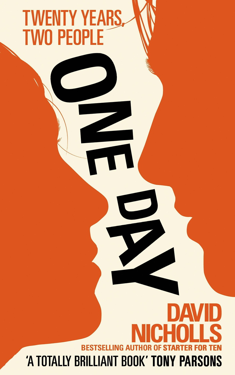One Day by David Nicholls : the book slut book reviews thebookslut