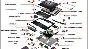 Parts Of A Laptop