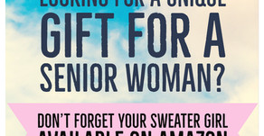 Looking for a Unique Gift for a Senior Woman?