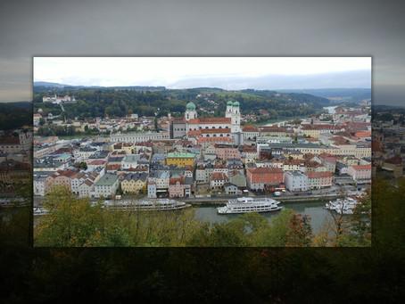 Passau - The Town of Three Rivers